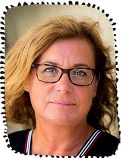 Elza Dunkels, docent i pedagogiskt arbete vid Umeå universitet.