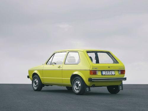 Konstruktionslösningarna liknade de som fanns på konkurrenterna men Volkswagen hade lyckats kombinera utrymmen, köregenskaper, prestanda och förarmiljö på ett bättre sätt än Fiat, Renault, Honda eller någon annan hittills hade gjort.
