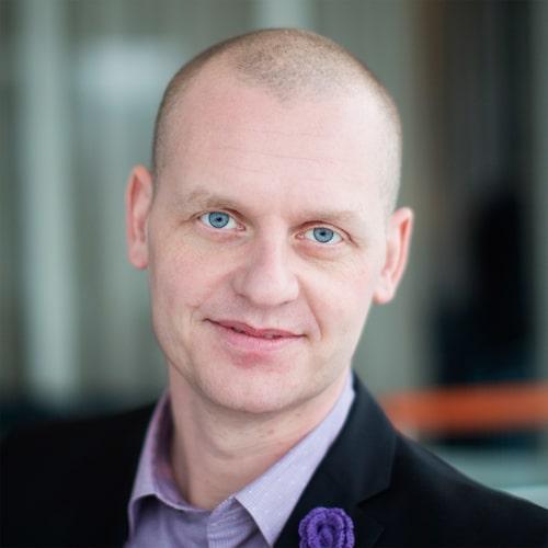 Jonas Björkman, vd på Bilpriser.