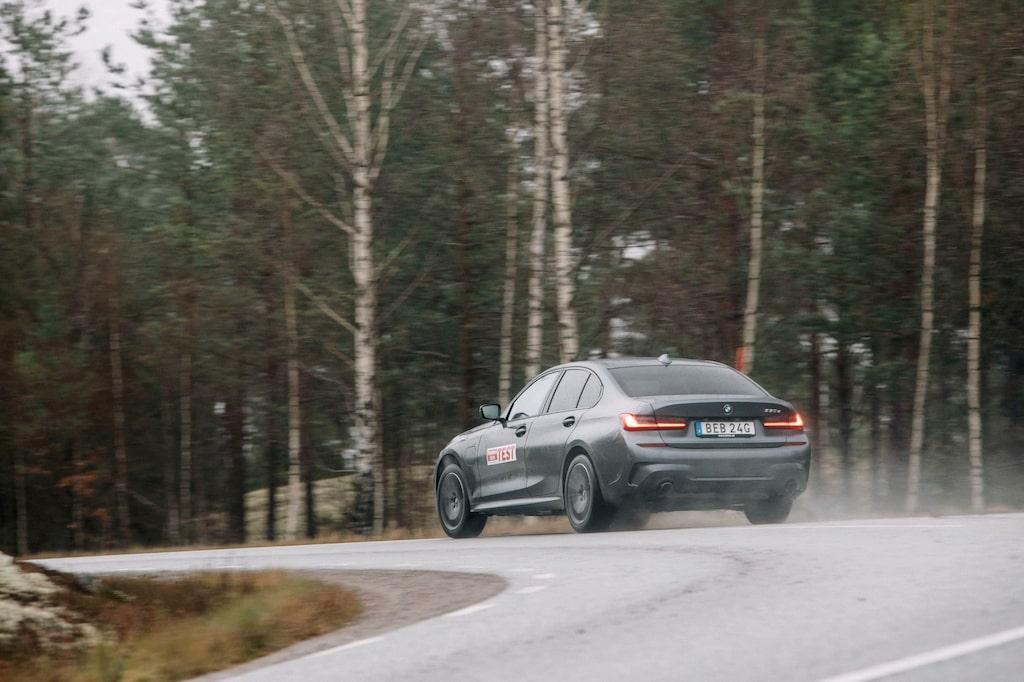 Det här är andra gången BMW gör laddhybrid av 3-serie och den är snabbare än någonsin.