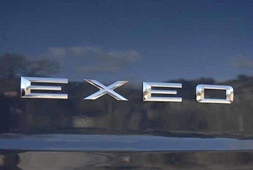 Exeo 1,8 Style 150 hk tros bli storsäljaren. Fördelningen Sport Tourer (lansering i november) och Sedan tros bli 60/40.