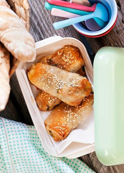 Mat i små paket är alltid gott – och greppvänligt!