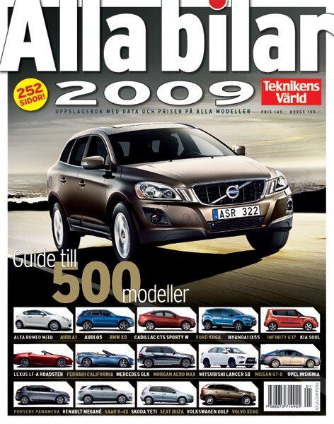 Alla Bilar 2009