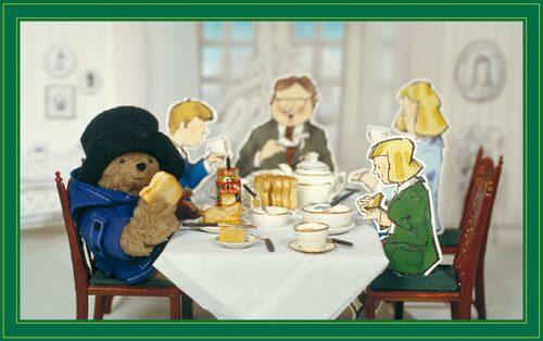 Oj, vad vi ville krama björnen Paddington.