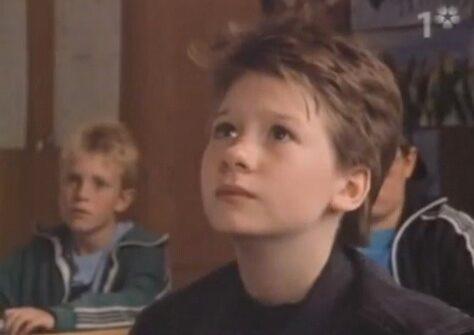 "Simone som råkade bli Simon i serien ""Dårfunkar & Dönickar""."