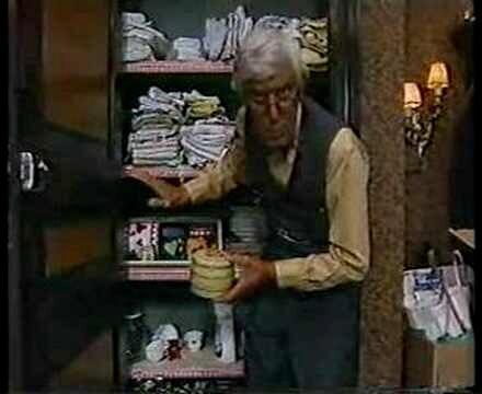 Farbror Frippe och hans skafferi - klassiskt!