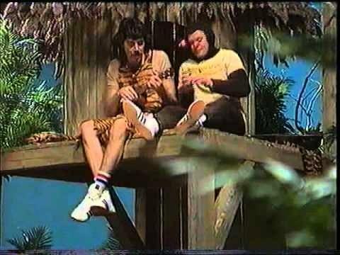 Trazan och Banarne – en älskad duo på 70-talet.