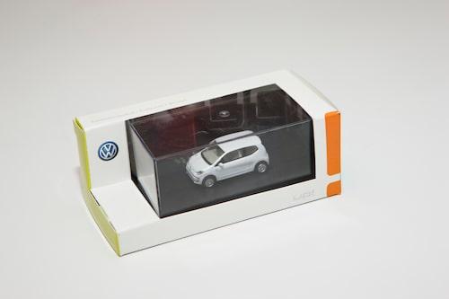 Volkswagen Up i skala 1:87.