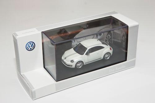 Volkswagen Beetle i skala 1:43.