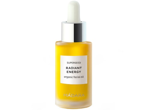 Recension av Superseed radiant energy facial oil, 30 ml, Mádara.