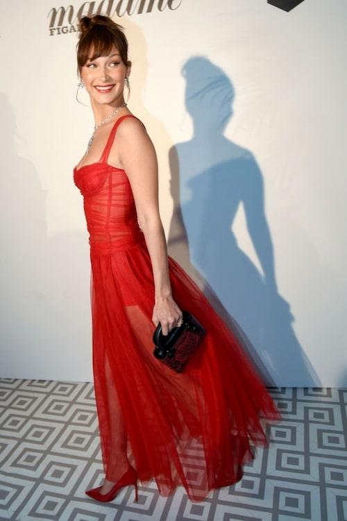 Bella Hadid i Dior.