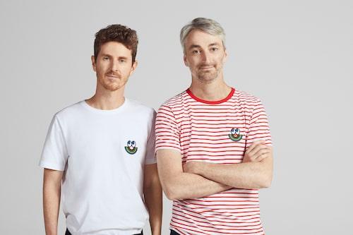 Craig & Karl är designerduon bakom samarbetet.