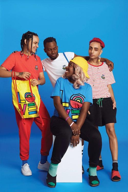 Esprit och Craig & Karl gör en kollektion tillsammans som hyllar Pride.
