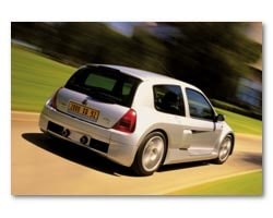 Renault Clio Sport V6