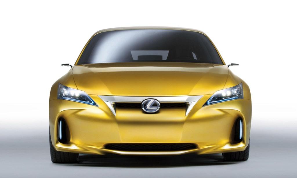 Konceptbilen Lexus LF-Ch