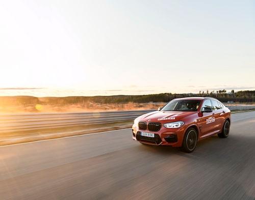 BMW X4 M Competition lever upp till namnet och är så snabb och hård en M-bil ska vara. Men i suvformat blir det inte helt lyckat.