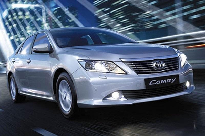 Nya Toyota Camry