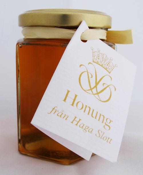 Honung från kronprinsessan Victorias bin