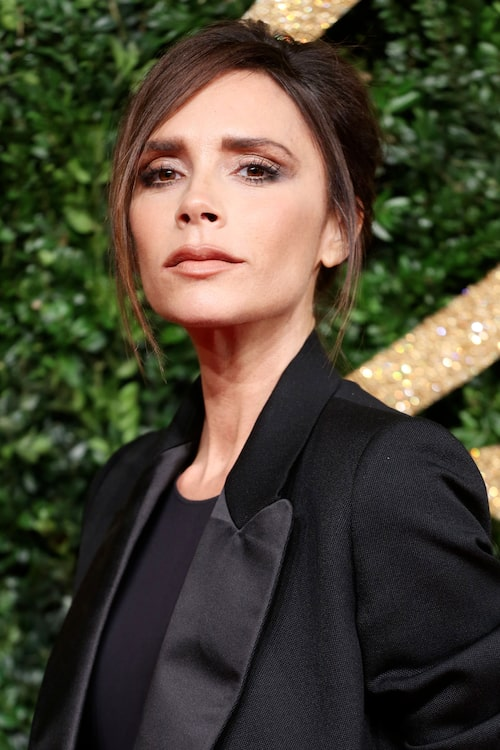 Victoria Beckham gillar en doft som osar Hollywoodglamour.