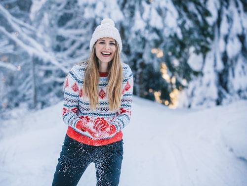 Maxa julkänslan med en stickad jultröja!