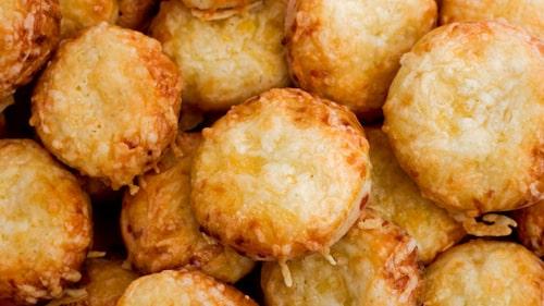 Ge dina scones en smak av västerbottenost