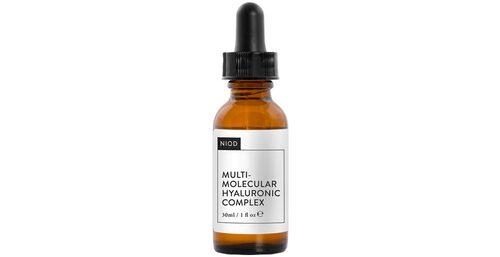 Hyaluronic multi-molecular hylaluronic från Niod.