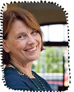 Ingegerd Gavelin är föräldrarådgivare och socionom, men inte längre yrkesverksam. Hon är också mindfulnesslärare och står bakom appen Mindfulness för föräldrar.
