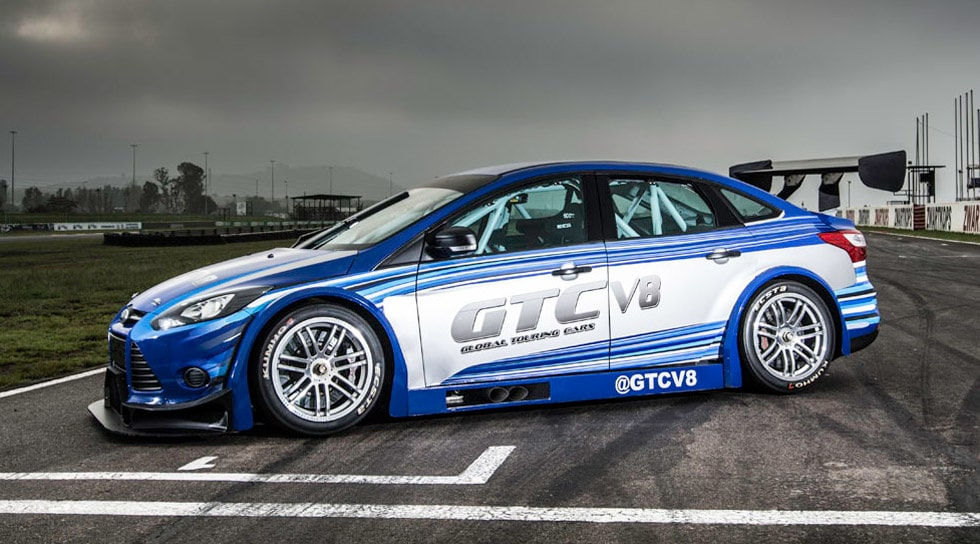 Global Touring Cars V8 Concept