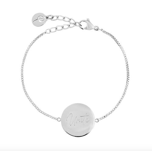 Armband från Edblad med kvinnobudskap.