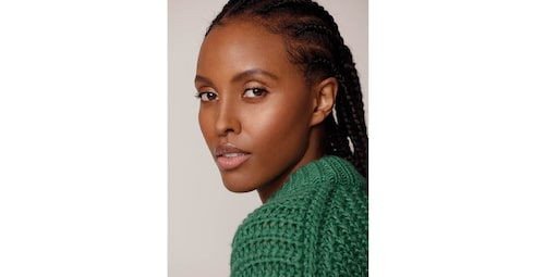 Zainab Jones, sjuksköterska och grundare av hudvårdskontot @min_melanin på Instagram.