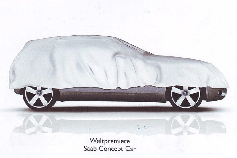 Saab 9-1X Concept... fejk?