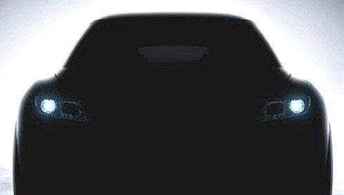 Saab 9-1X Concept... utan sidospeglar.