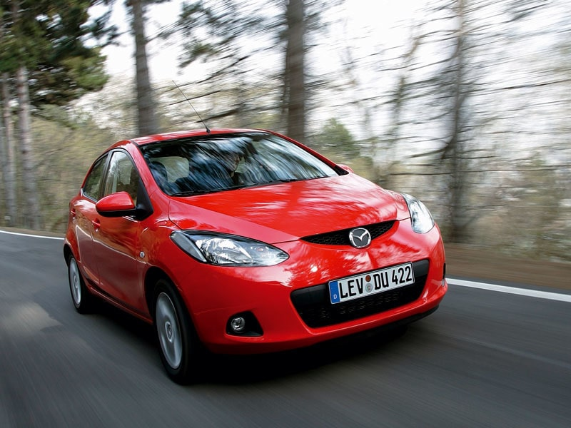 Mazda 2 1,3 Advance 86 hk