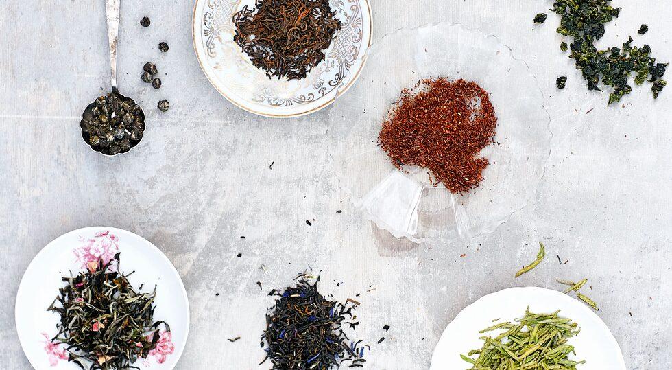 Råvaruskola: Te - enkel guide till olika sorters te