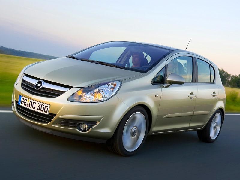 Provkörning av Opel Corsa 1,4 Twinport Ecotec