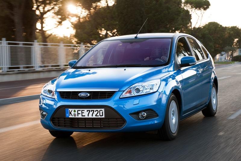 Ford Focus 1,6 TDCi Duratorq ECOnetic