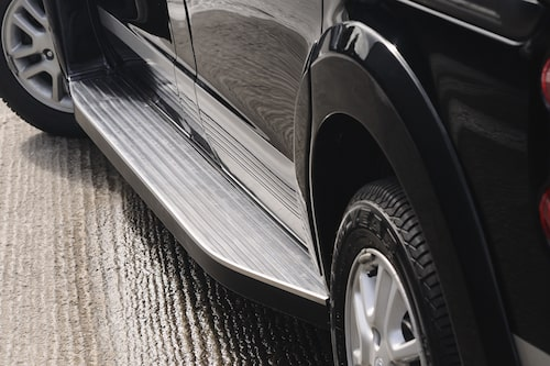 Skjutdörrar, laddning via USB-uttag, glastak och ett enklare insteg för rörelsehindrade är några av fördelarna gentemot nuvarande taximodell.