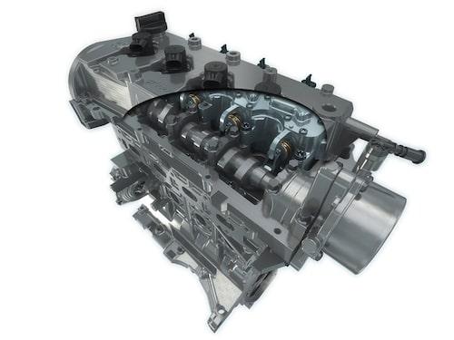 Multiair kommer att införas på flera motorer från Fiat Powertrain Technologies. Först ut är Fire-motorn på 1400 cc. Systemet påverkar inte motorns yttre egenskaper som exempelvis höjd eller bredd.