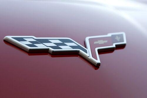 Första generationen Corvette såg dagens ljus redan 1953.