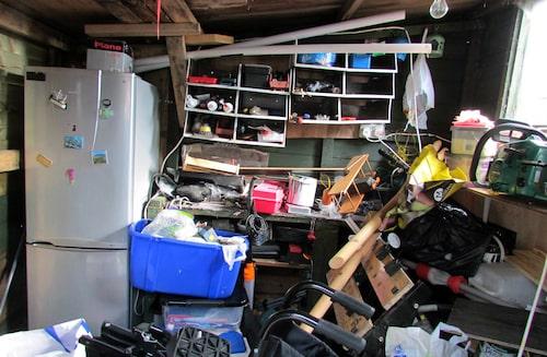 Kanske det är så här det ser ut i ditt garage?