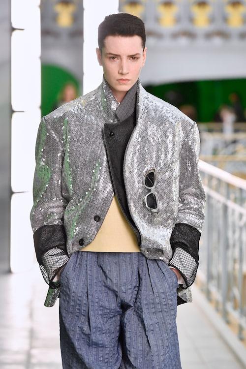 Vårmode 2021 från Louis Vuitton