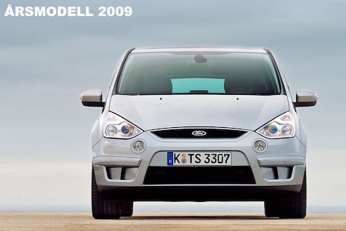 Ford S-Max 2009