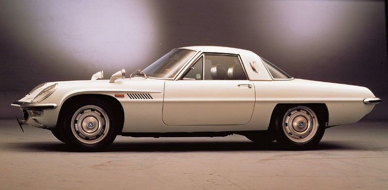 Mazda Cosmo L10A/L10B, 1967-1972.