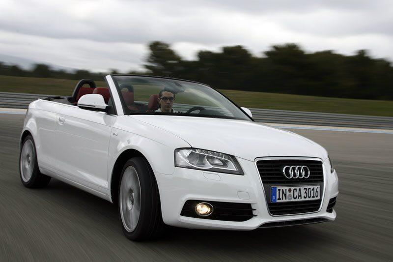 Audi A3 Cabriolet 2,0 TFSI