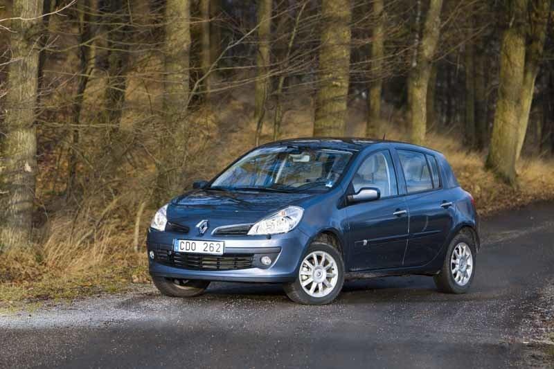 Provkörning av Renault Clio Eco2 Flex Fuel