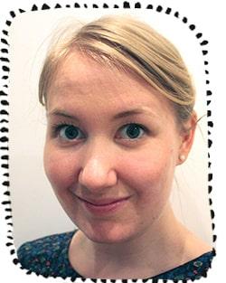 Stina Lindkvist, logoped och expert på barns ätande.