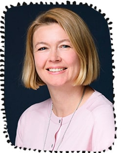Anna-Karin Edstedt–Bonamy, barnläkare