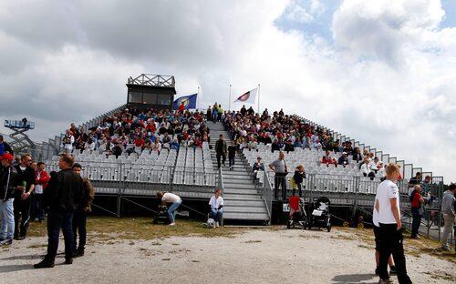 Publiken på STCC, Sturup Raceway
