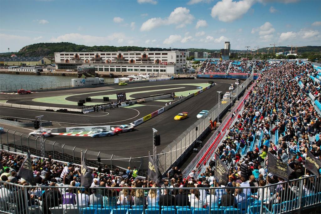 Publiken på TTA, Göteborg City Race Arena