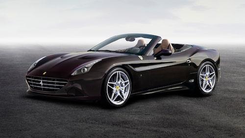 "Ferrari California T ""The Steve McQueen"""